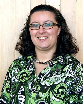 Jennifer Blancas, Lab Manager