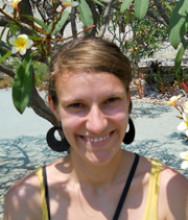 Gracie Benson-Martin, UC Berkeley student