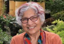 Photo of Neelima Sinha.