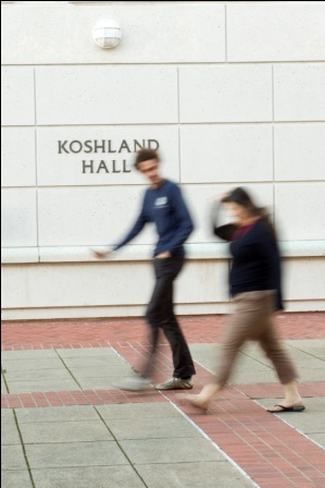 Koshland Hall, UC Berkeley