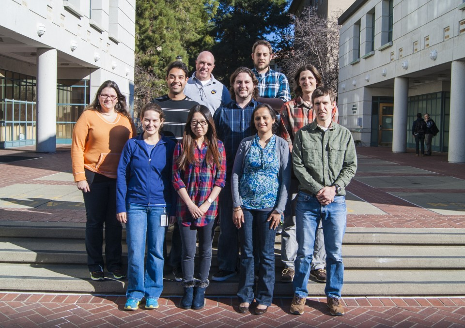 Coates Lab group picture